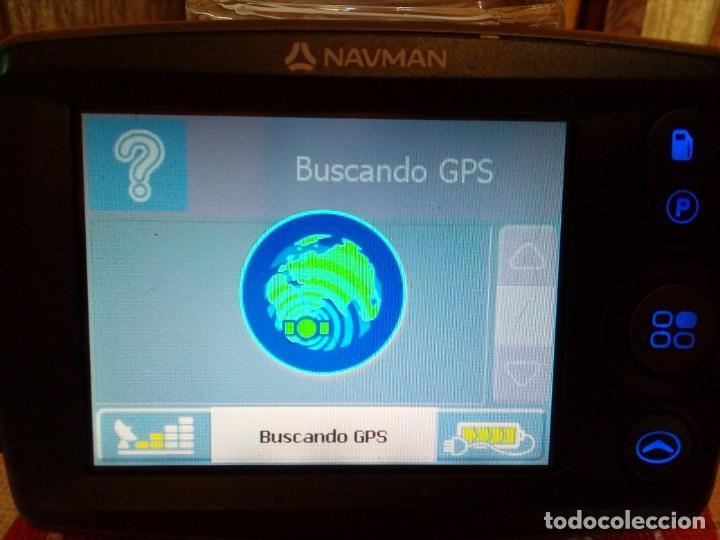 GPS NAVMAN (Segunda Mano - Artículos de electrónica)