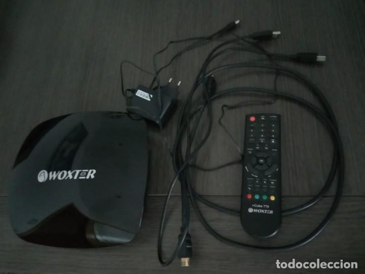 DISCO DURO WOXTER 1 TB I CUBE 770 - MULTIMEDIA (Segunda Mano - Artículos de electrónica)