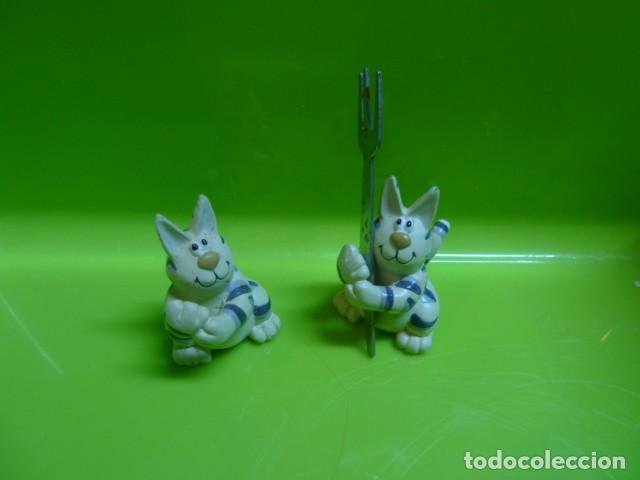 Segunda Mano: Figuras gatito. Sia - Foto 3 - 157988678