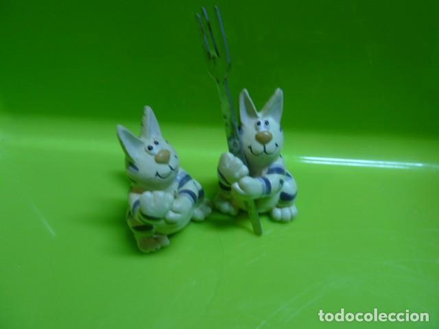 Segunda Mano: Figuras gatito. Sia - Foto 5 - 157988678