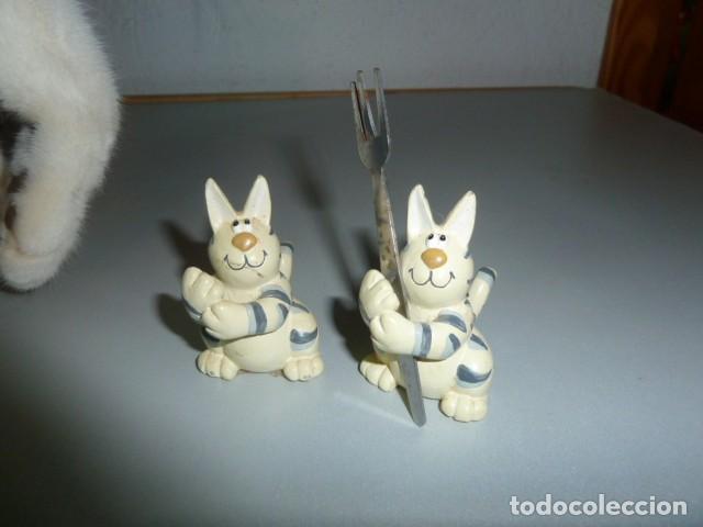 Segunda Mano: Figuras gatito. Sia - Foto 6 - 157988678