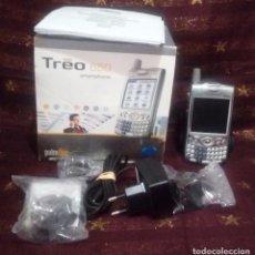 Segunda Mano: SMARTFHONE/PDA PALM TREO 650 *COMPLETO Y EN SU CAJA ORIGINAL* ... FUNCIONANDO.. Lote 158259882