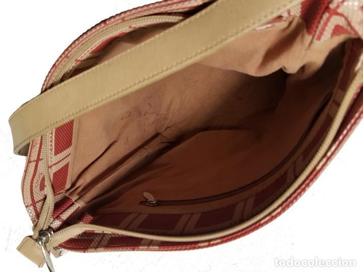 Segunda Mano: Bolso balde Caché, piel de Ubrique - Foto 6 - 158522778