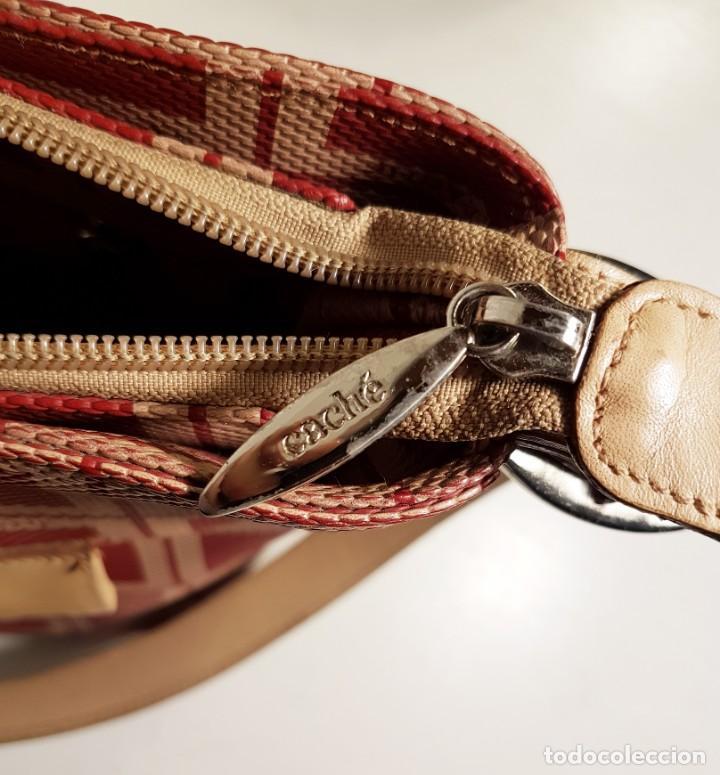 Segunda Mano: Bolso balde Caché, piel de Ubrique - Foto 7 - 158522778