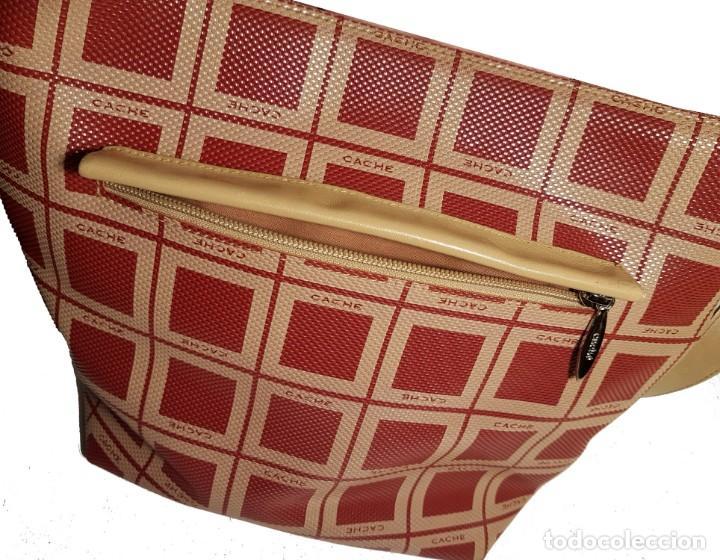 Segunda Mano: Bolso balde Caché, piel de Ubrique - Foto 8 - 158522778