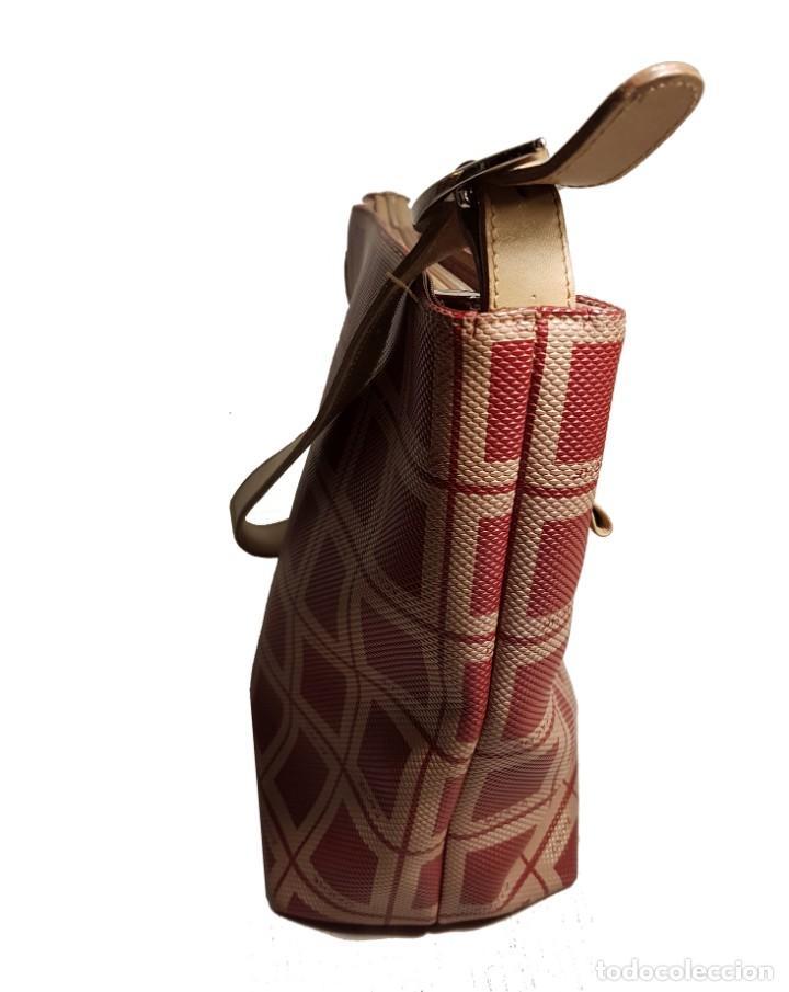 Segunda Mano: Bolso balde Caché, piel de Ubrique - Foto 10 - 158522778