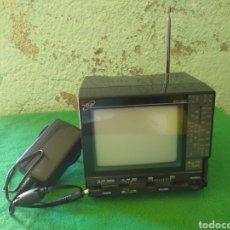 Segunda Mano: TELEVISIÓN RADIO DE 7 PULGADAS. Lote 158554338