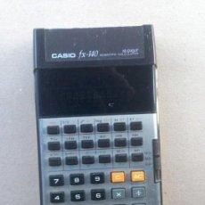 Segunda Mano: CALCULADORA CASIO FX-140. Lote 158850458