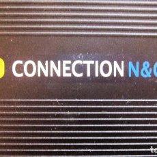 Segunda Mano: CONNECTION. CAJA PARA DISCO DURO EXTERNO 5,5.REGALO HD 200 GIGAS.COMPLETO,CABLES,TRASFORMADOR. Lote 158895370