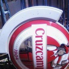 Segunda Mano: CARTEL LUMINOSO CRUZCAMPO. Lote 159227242