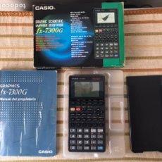 Segunda Mano: CALCULADORA CASIO FX-7300G FX 7300G GRAPHIC SCIENTIFIC. Lote 159254416