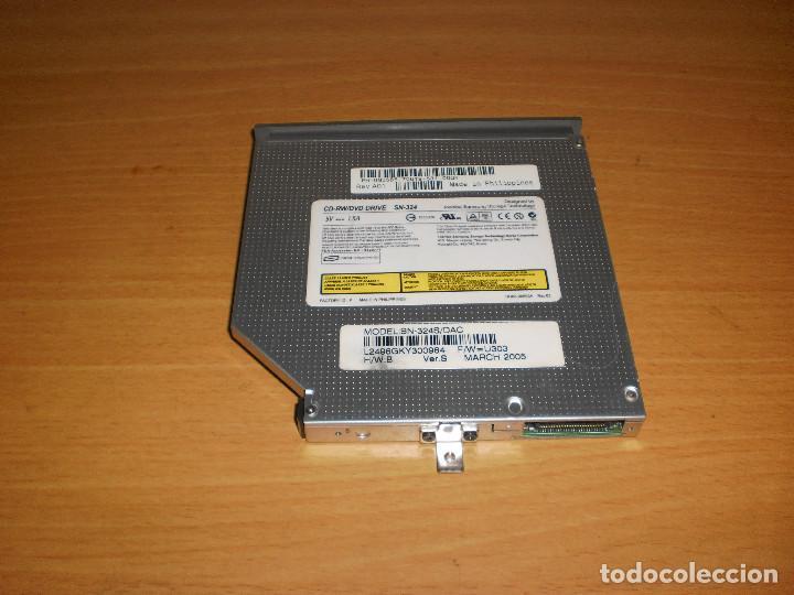 SAMSUNG CDRW DVD SN 324F WINDOWS XP DRIVER