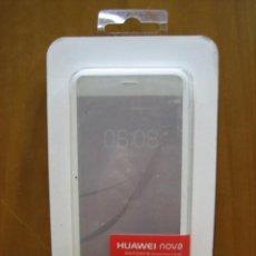 Segunda Mano: FUNDA ORIGINAL HUAWEI NOVA PARA TELÉFONO MOVIL. Lote 159563074