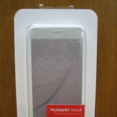 Segunda Mano: FUNDA ORIGINAL HUAWEI NOVA PARA TELÉFONO MOVIL. Lote 159746246