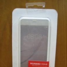 Segunda Mano: FUNDA ORIGINAL HUAWEI NOVA PARA TELÉFONO MOVIL. Lote 159746562