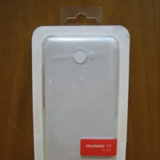 Segunda Mano: FUNDA ORIGINAL HUAWEI Y7 PARA TELÉFONO MOVIL. Lote 159747026