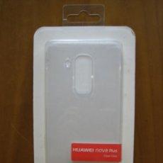 Segunda Mano: FUNDA ORIGINAL HUAWEI NOVA PLUS PARA TELÉFONO MOVIL. Lote 159747582