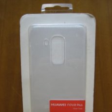 Segunda Mano: FUNDA ORIGINAL HUAWEI NOVA PLUS PARA TELÉFONO MOVIL. Lote 159747686