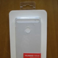Segunda Mano: FUNDA ORIGINAL HUAWEI NOVA PARA TELÉFONO MOVIL. Lote 159747870