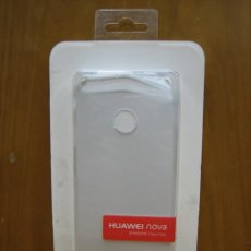 Segunda Mano: FUNDA ORIGINAL HUAWEI NOVA PARA TELÉFONO MOVIL. Lote 159747950