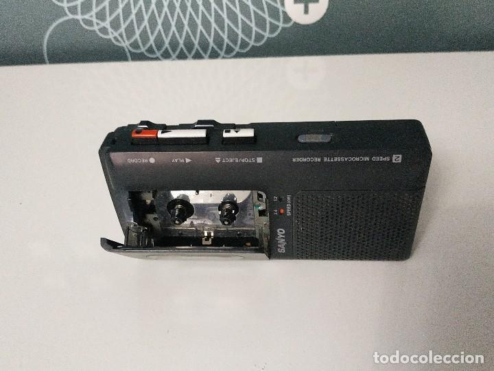 Segunda Mano: Micro Grabadora sanyo - Foto 2 - 160354078