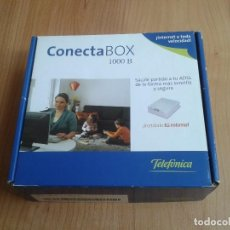 Segunda Mano: ROUTER -- CONECTA BOX -- 1000 B -- TELEFÓNICA . Lote 160392854