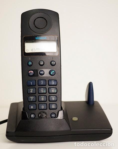 TELÉFONO INALÁMBRICO SIEMENS GIGAST 3000 CLASSIC (Segunda Mano - Artículos de electrónica)