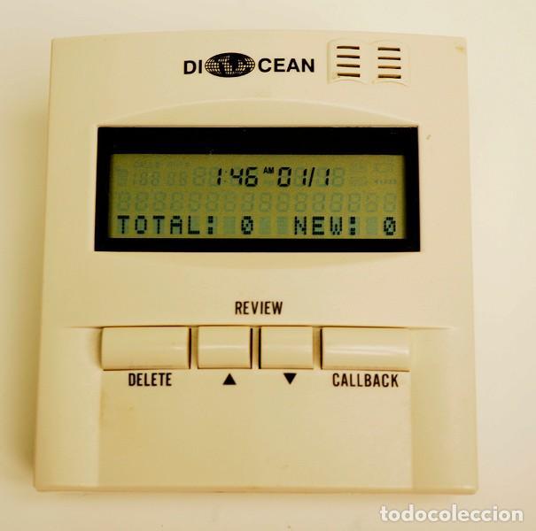 ANTIGUO IDENTIFICADOR DE LLAMADAS TELEFÓNICAS (Segunda Mano - Artículos de electrónica)