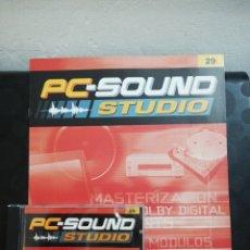 Segunda Mano: PC SOUND STUDIO 29. Lote 160712442