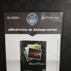 Segunda Mano: BLAZEPHOTO 1.8. PC. Lote 160720365