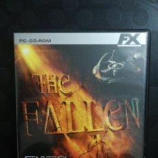 Segunda Mano: THE FALLEN . PC. Lote 160721458