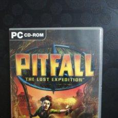 Segunda Mano: PITFALL. PC. Lote 160721688