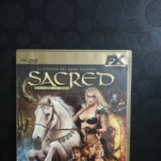 Segunda Mano: SACRED . PC. Lote 160721812