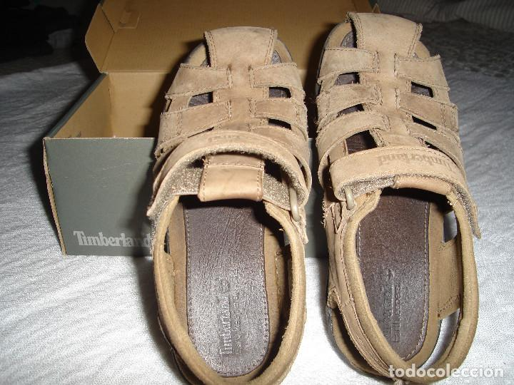 Sandalias Color Timberland Niño Nº35Poco Marrón Uso SerrajeMarca DH9eEWY2I