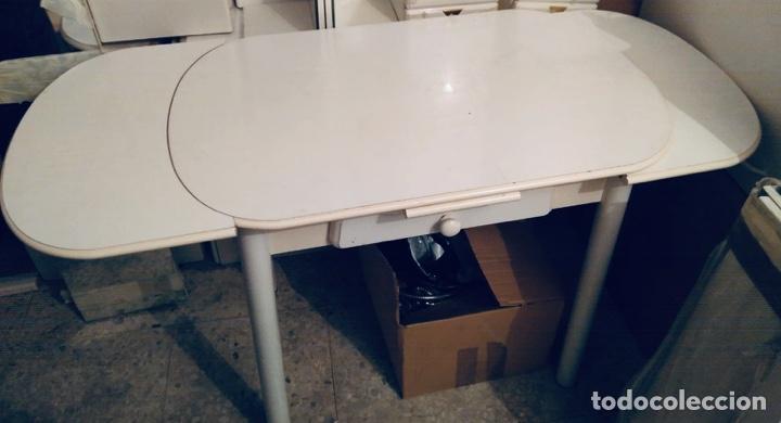 mesa de cocina + 2 sillas - Comprar artículos de segunda mano de ...