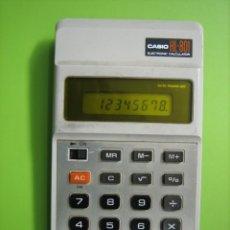 Segunda Mano: ANTIGUA CALCULADORA CASIO HL-801. Lote 161555170