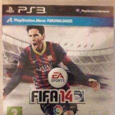 Segunda Mano: PLAY STATION FIFA 14. Lote 161559396