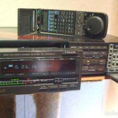 Segunda Mano: SONY SL-HF950 VIDEO BETAMAX BETACORD BETA SUPERBETAMAX NO SE INCLUYE MANDO. Lote 161720270