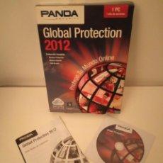 Segunda Mano: ANTIVIRUS PANDA 2012 . Lote 161728422