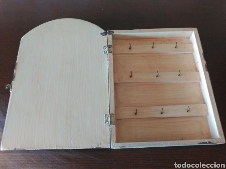Segunda Mano: Guarda llaves de madera - Foto 3 - 162322781