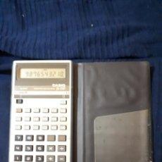 Segunda Mano: CALCULADORA CIENTÍFICA FX 550 CON FUNDA ORIGINAL Y FUNCIONANDO. Lote 162495045