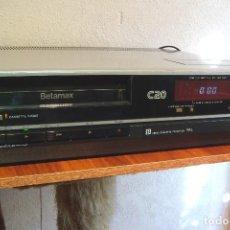 Segunda Mano: SONY SL-C20 VDEO BETAMAX BETACORD. Lote 162504690