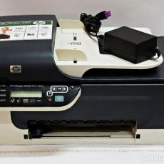 Segunda Mano: IMPRESORA-MULTIFUNCION HP OFFICE JET J-4580 ALL IN ONE.. Lote 165109938