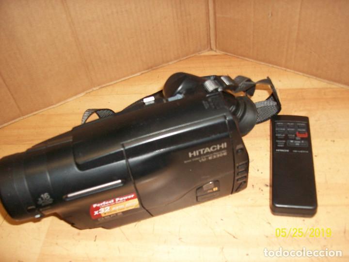 FILMADORA HITACHI VM E330E (Segunda Mano - Artículos de electrónica)