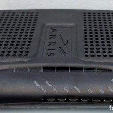 Segunda Mano: MODEM ARRIS TM6028/220. Lote 166779034