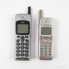 Segunda Mano: LOTE NEC DB2000 + PANASONIC EB-GD90 (BLOQUEADOS). Lote 166949616