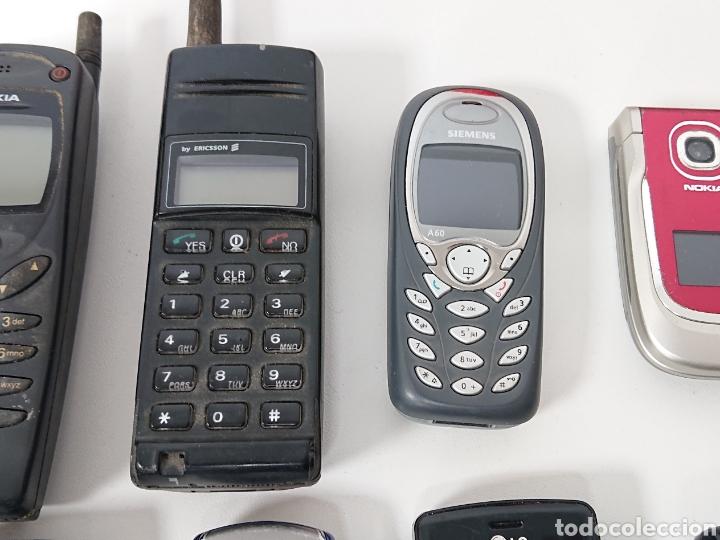 Segunda Mano: Lote de 13 móviles Nokia Ericsson LG SIEMENS - Foto 6 - 167758801