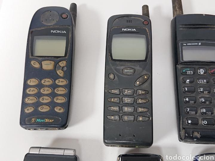 Segunda Mano: Lote de 13 móviles Nokia Ericsson LG SIEMENS - Foto 7 - 167758801