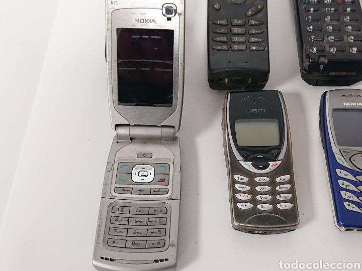 Segunda Mano: Lote de 13 móviles Nokia Ericsson LG SIEMENS - Foto 8 - 167758801