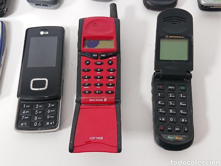 Segunda Mano: Lote de 13 móviles Nokia Ericsson LG SIEMENS - Foto 9 - 167758801